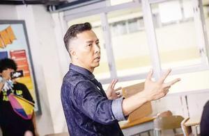 甄子丹新片又大打出手,这次成了麻辣教师打进校园!