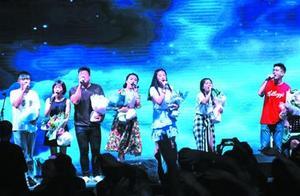 """武汉大学校园歌手""""珈梦如歌""""演绎原创经典"""