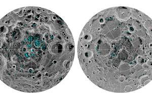 NASA发布重大新闻,月球表面确认发现多处水源