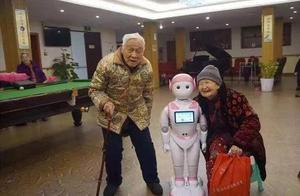 「前沿科普」外媒:中国引入人工智能技术优化居家养老服务