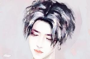 什么是绝色少年,看他就知道!蔡徐坤手绘50张精选特辑
