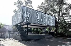 全球5佳废旧材料再利用建筑设计案例分享