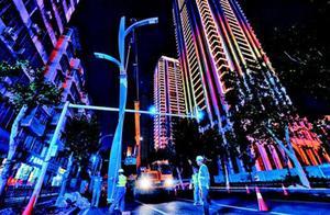 智慧路灯亮相武汉街头,有5G、充电桩等多项功能