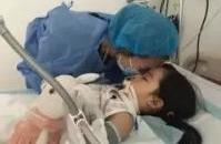 世界杯暖心的一幕,五岁小女孩献出器官,善良是世间最高贵的体面