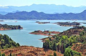 千岛之湖,水下竟然藏着千年古城,至今保存完好