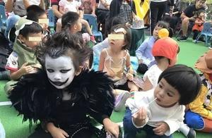 被虐惨!幼儿园过个万圣节,有些家长快被幼儿园逼疯了