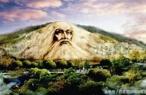 昔日荒凉采石场,变我国最大山体人物雕像,一个鼻孔可容纳十余人