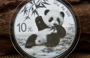 「重磅消息」提前看,2021版熊猫币图案揭秘