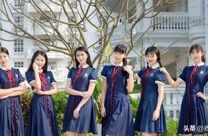 珠海最美校服大比拼!快看看有没有你的母校