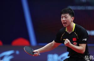 6冠王!国际乒联总决赛马龙4:1战胜樊振东,第六次拿到男单冠军