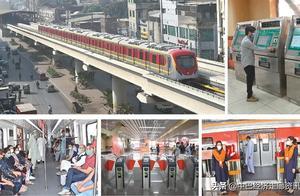 巴基斯坦首条地铁通车,反对党单独举行庆祝仪式,政治动荡将持续