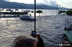 爱琴海强震引发海啸 希腊土耳其已造成25死831伤