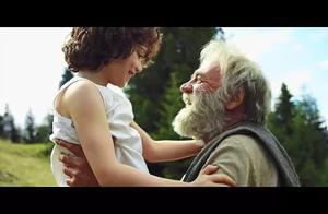 《海蒂和爷爷》:一个人心里要装多少善意和真诚,才能惦记别人