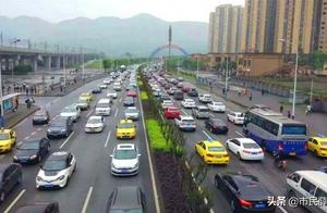 为什么重庆能力压北上广深,成全国最堵城市?交通问题非常严峻