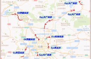 北京滑雪场等将成假期交通热点,明日起连续7天尾号不限行