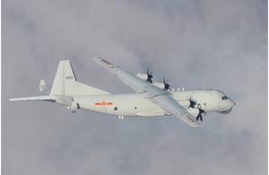 台媒:2021年第一天,解放军军机进入台湾西南方向空域