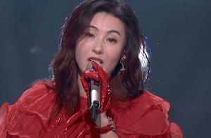 张柏芝初评舞台再唱《星语心愿》,勾起了我们心中的很多回忆