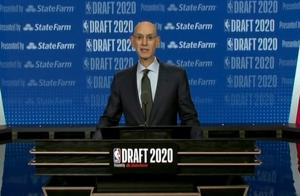 2020选秀大会:状元爱德华兹,勇士选中怀斯曼,乔丹选中三球