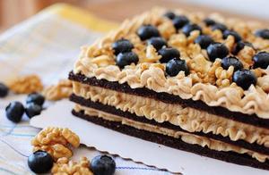 学会这样做栗子蛋糕,营养美味而且香甜可口,让人越吃越想吃