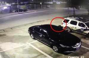 胆大包天!为逃避处罚 这伙人竟给执勤警车安装定位器