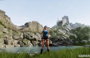 《古墓丽影2》重制版西安匕首 长城壮美、庄园奢华 值得玩家上手