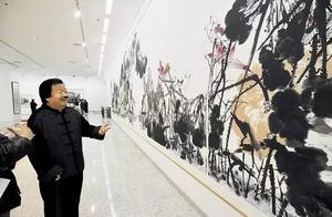 打算超越毕加索?中国在世艺术家,一幅画拍卖出1.4亿元人民币