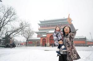 京城第二场雪杯!朋友圈雪景摄影大赛将持续到中午