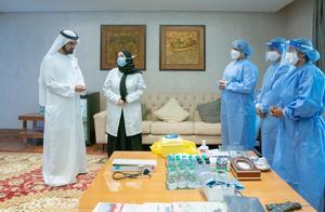 阿联酋总理晒图宣布已接种中国疫苗,一线医护也已接种