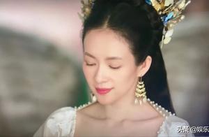 打脸了,章子怡的第一部电视剧《上阳赋》没毁