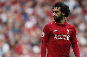 利物浦球星穆罕默德·萨拉赫新冠病毒检测呈阳性