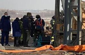 应急管理部工作组已抵达山东栖霞金矿爆炸事故现场 320余人投入救援