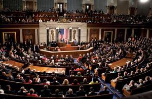 美国民主党得到众议院多数席位