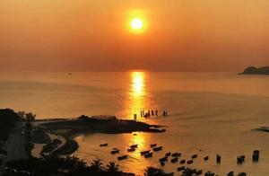 「阳江」一键解锁海陵岛超浪漫日落观赏点,免费景点大合集
