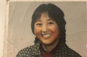 贾玲妈妈年轻时的照片