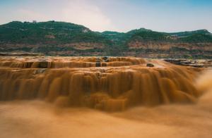 共赏水煮黄河景观,相关数据显示,黄河输沙量已经远低于长江