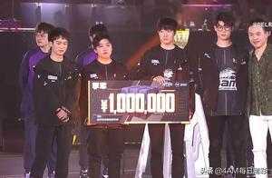 两分就是一百万,手游4AM获得世界赛季军,XQF大满贯