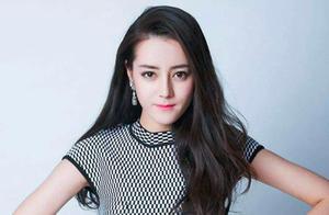 迪丽热巴出道7年,昔日清纯西域小公主,如今已成火辣惹眼玫瑰花