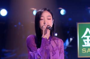 《中国好声音》程墨寒一首经典老歌《我的心太乱》,回忆满满