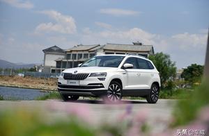大众品质,自主价格,试驾斯柯达全系SUV