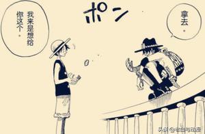 海贼王1000话:尾田又填了一个坑,艾斯生命卡来源揭晓