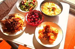 新年第一天,吃好的,会过日子会做饭的人,吃好的也花不了几个钱