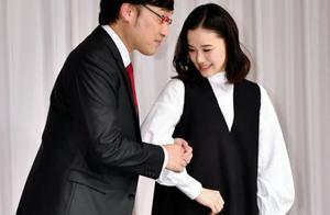 苍井优现身记者会自曝闪婚理由,并谈拒收戒指的原因