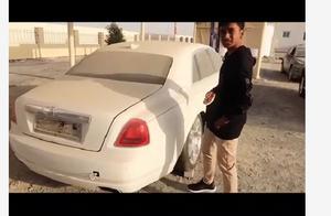 """迪拜垃圾场为何沦为豪车""""坟地""""?本地人说出原因,我也很无奈"""