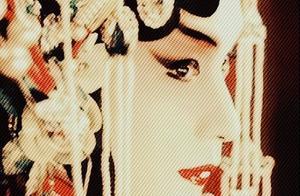 张国荣又回来了眉眼都是戏 不仅虞姬和白蛇更是有杜丽娘戏曲剧照