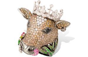 """牛转乾坤?牛气冲天?超级""""牛""""的珠宝大盘点!哪个是你的菜?"""