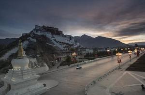 """冷知识:西藏布达拉宫的墙原来是""""甜""""的。馋哭隔壁家小孩"""