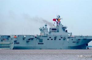 解放军今至30日在南海军演 台媒:传075型两栖攻击舰将加入