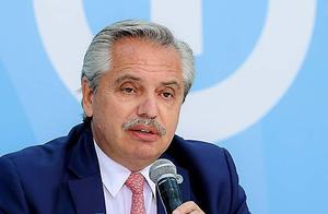 阿根廷总统费尔南德斯确诊新冠肺炎