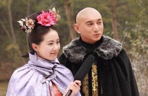 刘诗诗给宝宝赚奶粉钱,疯狂拍戏接代言,蓝色纱裙秀出完美身材