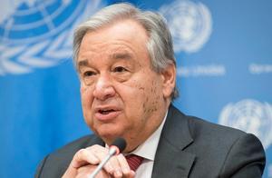 联合国秘书长:强烈谴责缅甸军方扣押行为 呼吁对话解决分歧